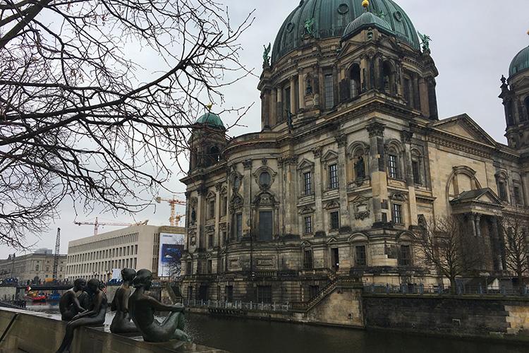 Berliner Dom, catedral de berlim