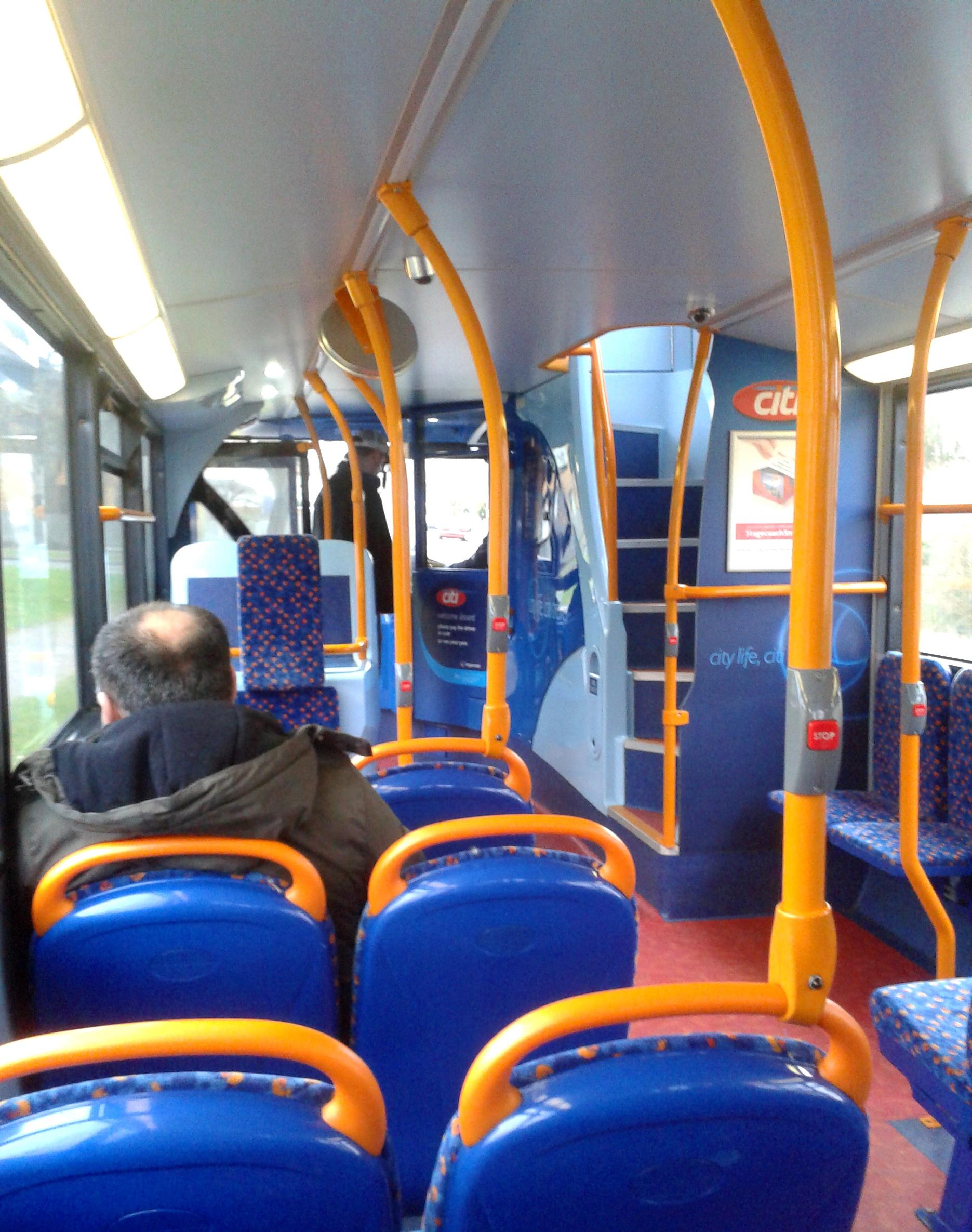 ônibus inglaterra