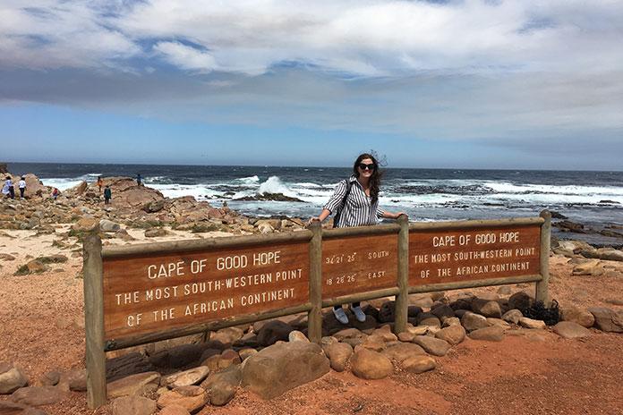 Passeio pelo Cabo da Boa Esperança