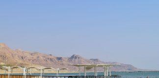 curiosidades sobre o Mar Morto em Israel