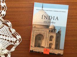livro sobre Índia