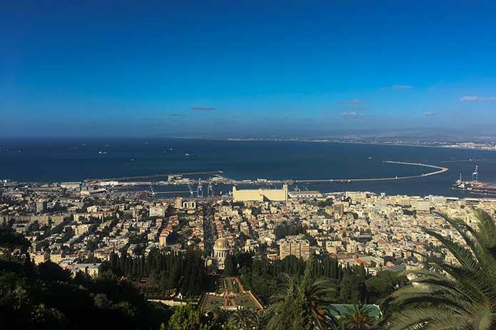 o que fazer em Haifa