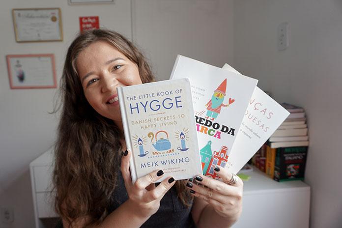livros sobre a Dinamarca